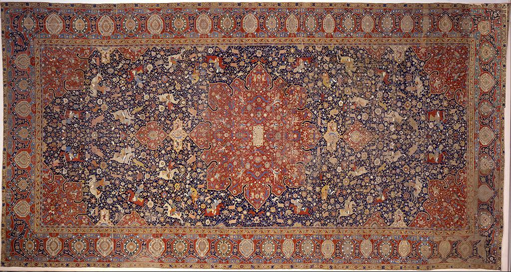 فرش ایرانی بازار فرش
