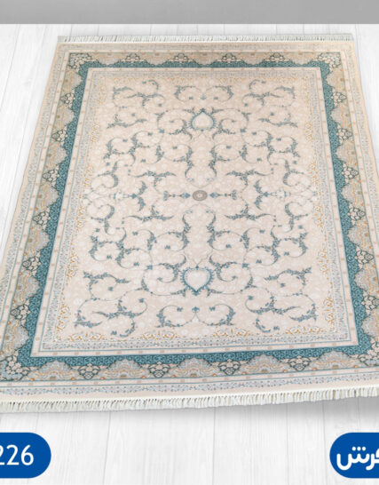 فرش ۱۲۰۰ شانه 11227 بازار فرش